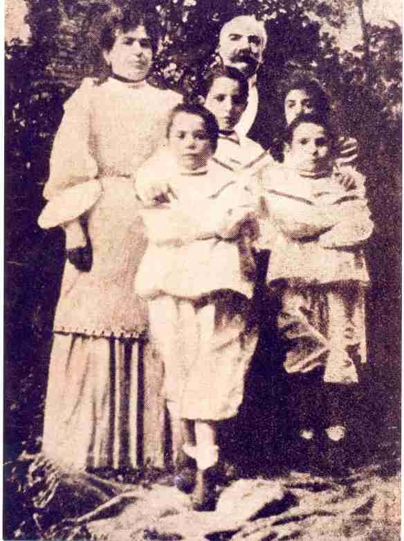 famiglia Salgari