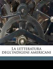 Letteratura degli Indigeni Americani