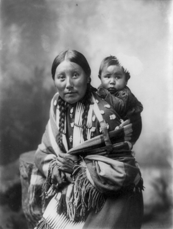 Dakota Sioux 1888
