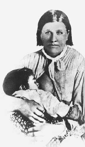 Cyntia Ann Parker e la captivity tra gli Indiani d'America   Magic Old America