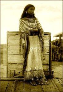 sposa Kiowa 1890