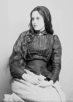 Donna Cherokee 1892