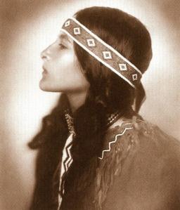 Donna Ojibwe 1890