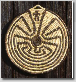 Native America Tohono labyrinth