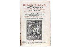Direttorium INquisitorium spiegazione