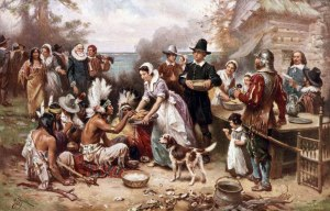 Puritani Inglesi nel nuovo mondo