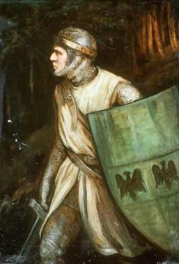 Williams, Hugh, b.1866; Owain Gwynedd (c.1100-1170)