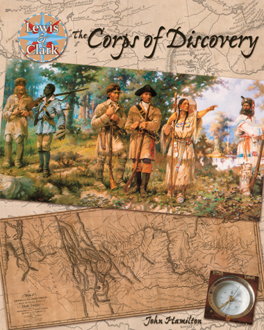 Corpse of Discovery Lewis and Clark