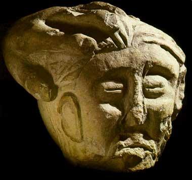 art-celtique testa mozzata