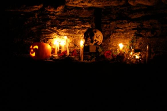Samhain-Cave