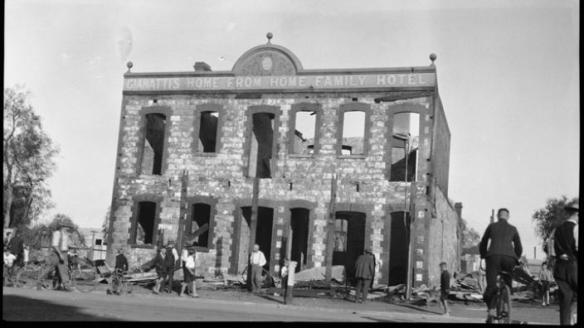 kalgoorlie riot 1934
